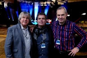Dirk, Niels and Jan